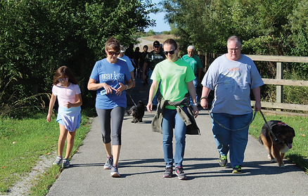 Walk With A Doc on the White River Greenway