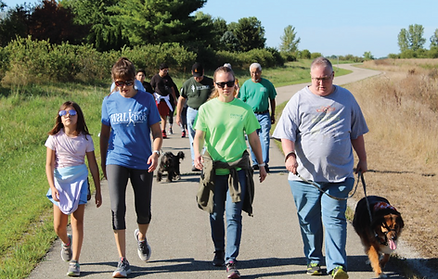 Cancelled - Walk with a Doc on the White River Greenway