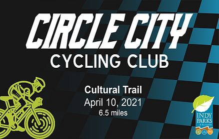 Circle City Cycling Club - Cultural Trail and O'Bannon Park