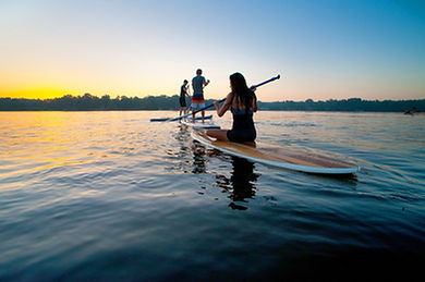 Paddle-Boards-Grace-College-Winona-Lake.