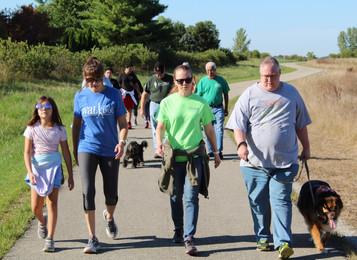 Eskenazi Health Joins the Indianapolis Greenways Partnership