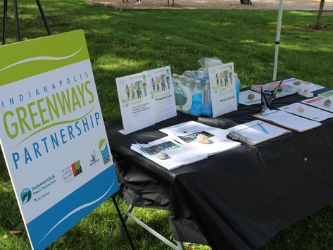 """Greenways Partnership Work Recognized as """"Best Practice"""""""