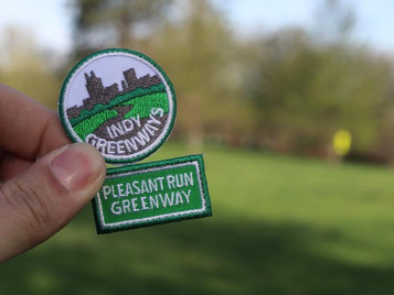 Indy Parks Releases New Scout Patch Program for Indy Greenways