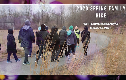 Cancelled - Spring Family Hike