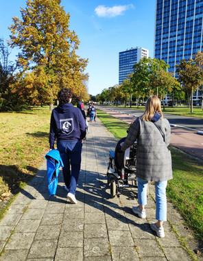Leo Club Antwerpen Adamant: enthousiast over hun sociale activiteit