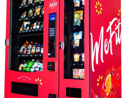 Creating A Healthy Work Environment by Using Unique Vending Machines
