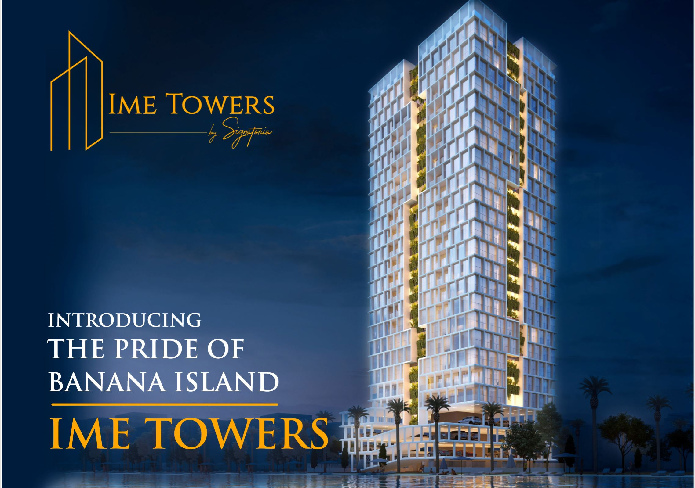 IME Towers