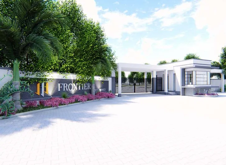 Frontier Estate, Bogije