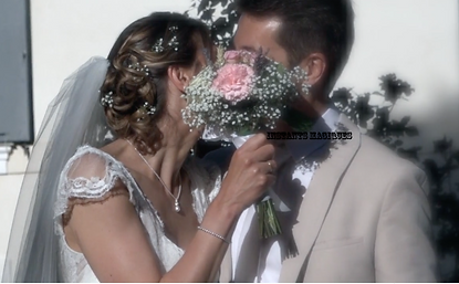 Baisers de mariés