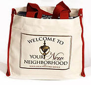 LeSage Welcome Services welcome bag