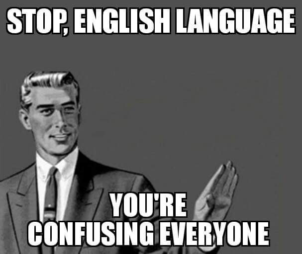 Stop Confusing Everyone