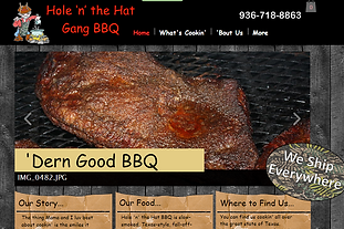 Award Winning BBQ - cooked to order and shipped everywhere