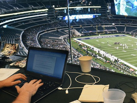 Throwback Thursday: Why I Still Love Being A High School Sportswriter