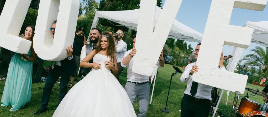 Matrimonio a Santa Maria di Ronzano