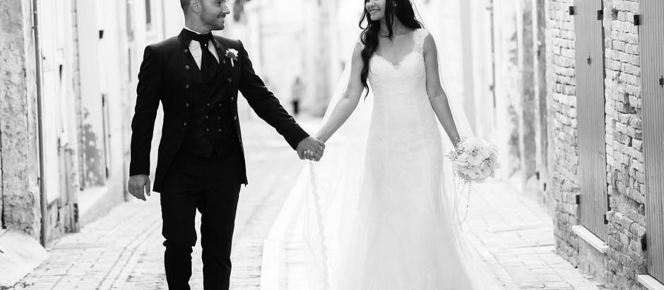 Matrimonio a Villa Chiara Città Sant'Angelo