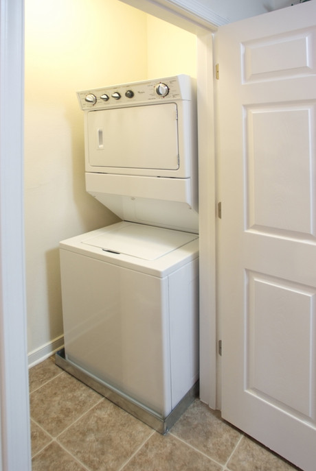 Washer & Dryer are Included