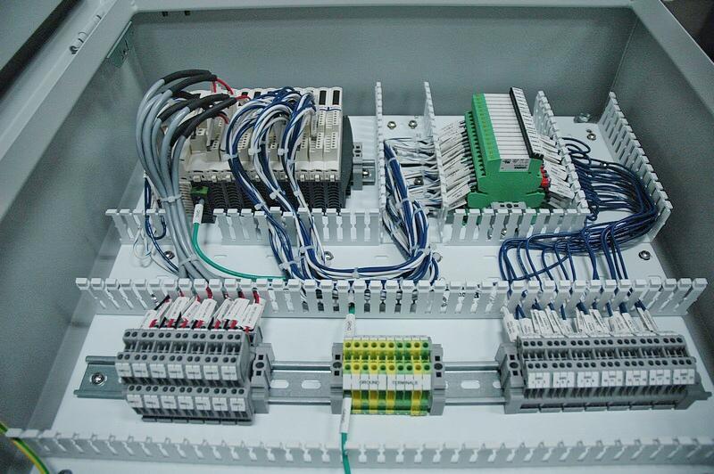 Potable Water Control Panel