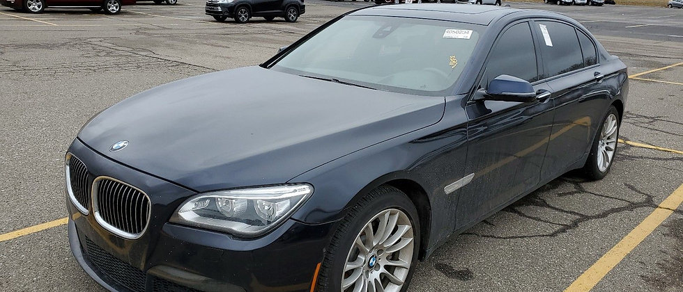 2014 BMW 750LI X Drive