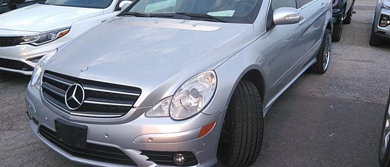 2009 Mercedes-Benz R350