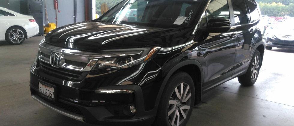 2019 Honda PILOT AWD EX-L