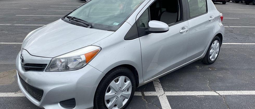2014 Toyota Yaris SE