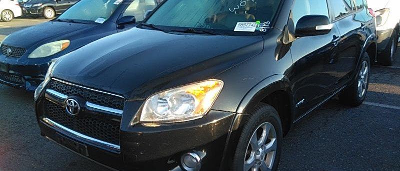 2010 Toyota RAV4 4X4 4C LIMITED