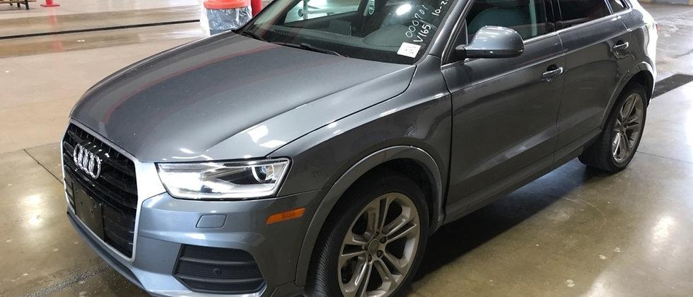 2016 Audi Q3 Premium Plus AWD
