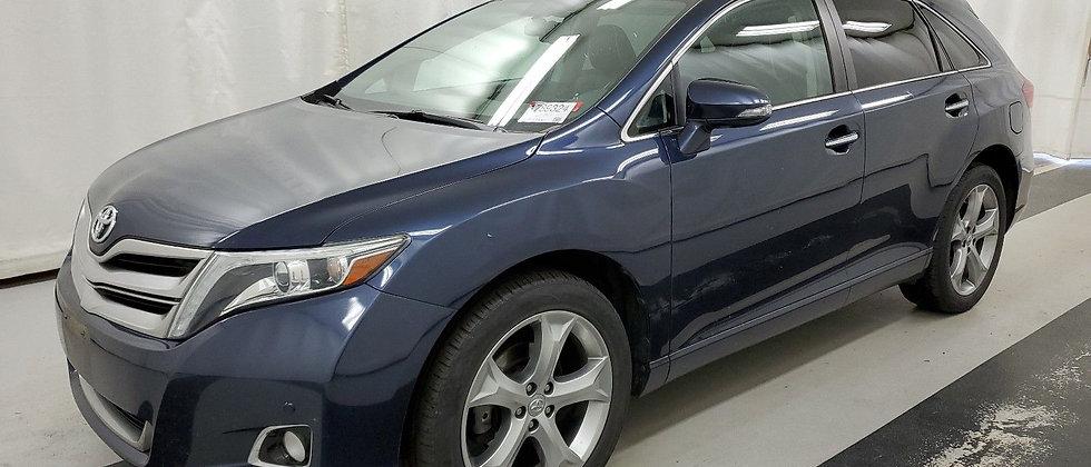 2015 Toyota VENZA AWD V6 LIMITED