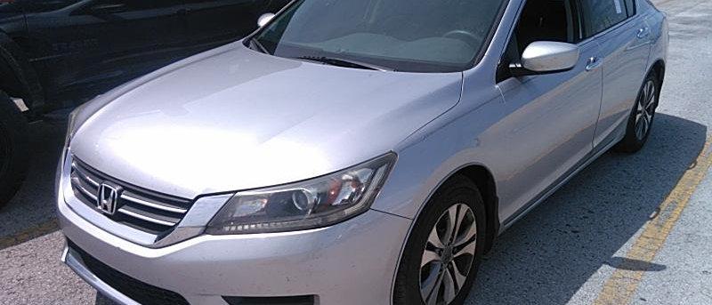 2013 Honda ACCORD 4C LX