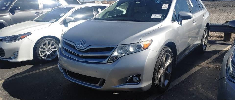 2015 Toyota VENZA FWD V6 XLE