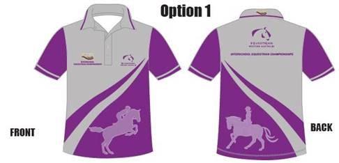 Interschool WA 2021 Team Polo Shirt