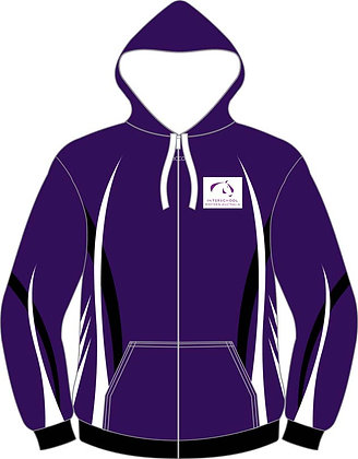 Interschool WA Pullover Hoodie Fleece-Lined Madcore