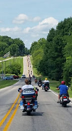 On the Wings of Angels Charity Motorcycle Ride