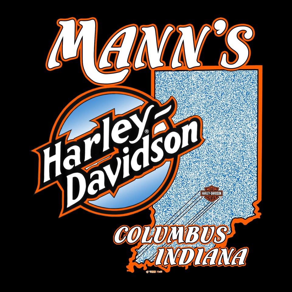 Mann's Harley Davidson