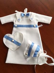 bib gown