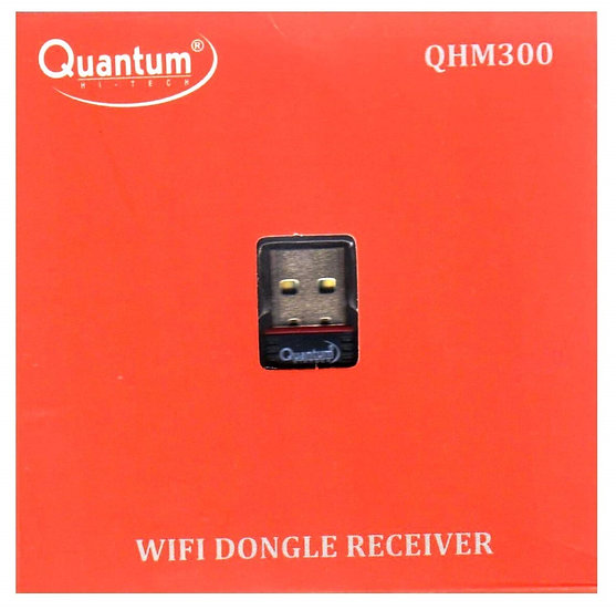 Quantum WiFi DONGLE Receiver QHM300