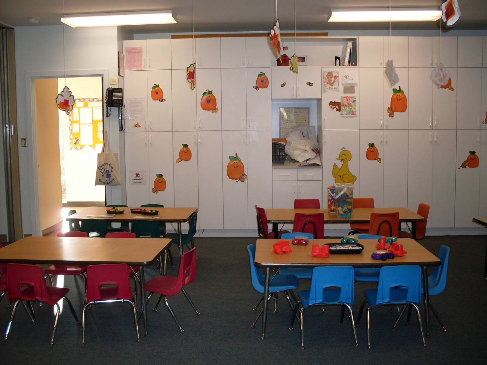 Classroom Instructional Space