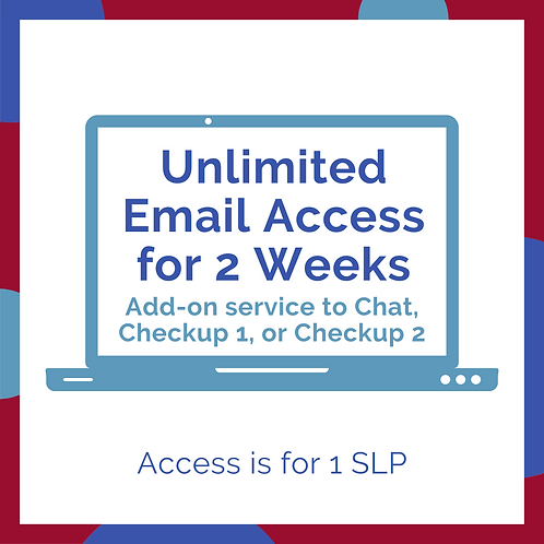 Unlimited Email Access for 2 Weeks