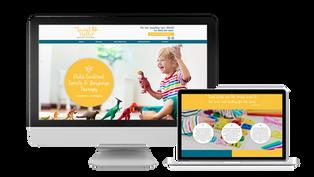 SINGLE-PAGE WEBSITE