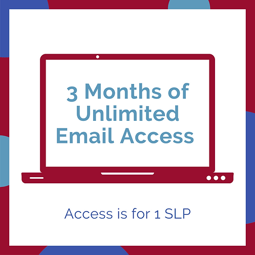 3 Months of Unlimited Email Access