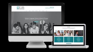 MULTI-PAGE WEBSITE