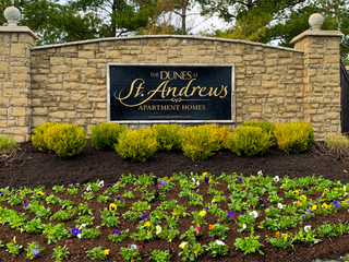 St Andres Seasonal Color Landscaping