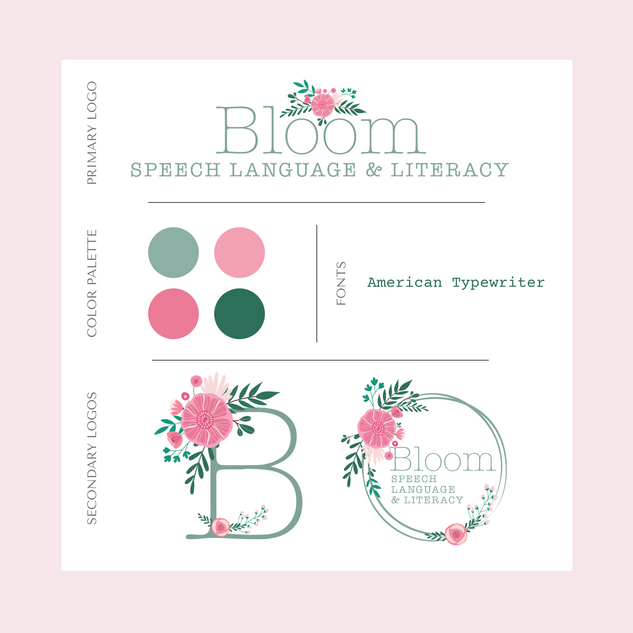 Bloom Speech Language & Literacy