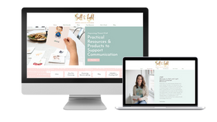 MULTI-PAGE WEBSITE & STORE