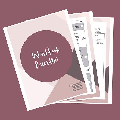 Dream Big, Start Practical Workbook Bundle