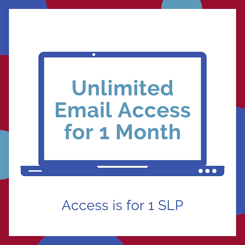 Unlimited Email Access for 1 Month