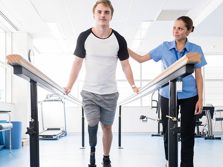 What Can Physical Therapists, Occupational Therapists, and Speech Therapists Do for You?