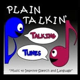 Plain Talking - Talking Tunes CD and CD-Rom
