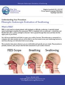 Patient ed flyer - front