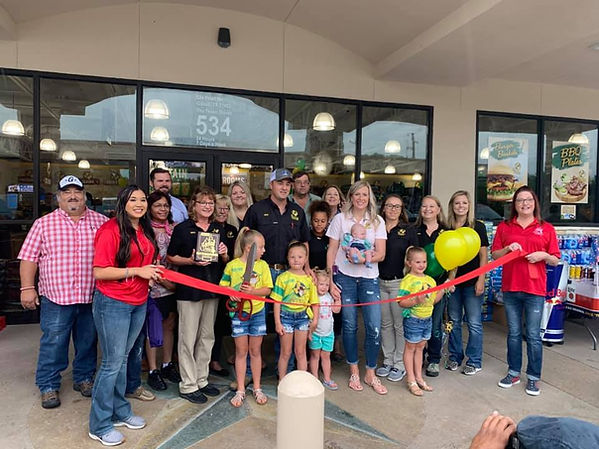 Texan Ribbon Cutting.jpg